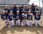 <h5>Tornados 11U Champion Northwest Early Bird Tournament</h5>